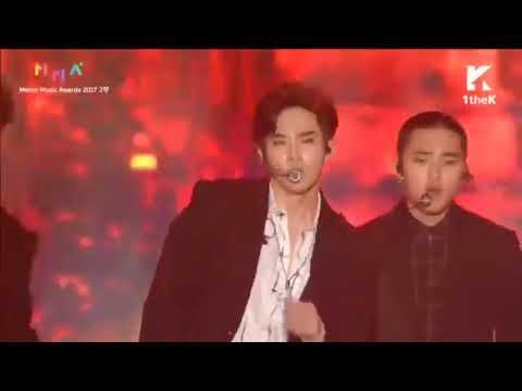 "Melon Music Awards _EXO ""Forever +The Eve + Kokopop"" 20171202"