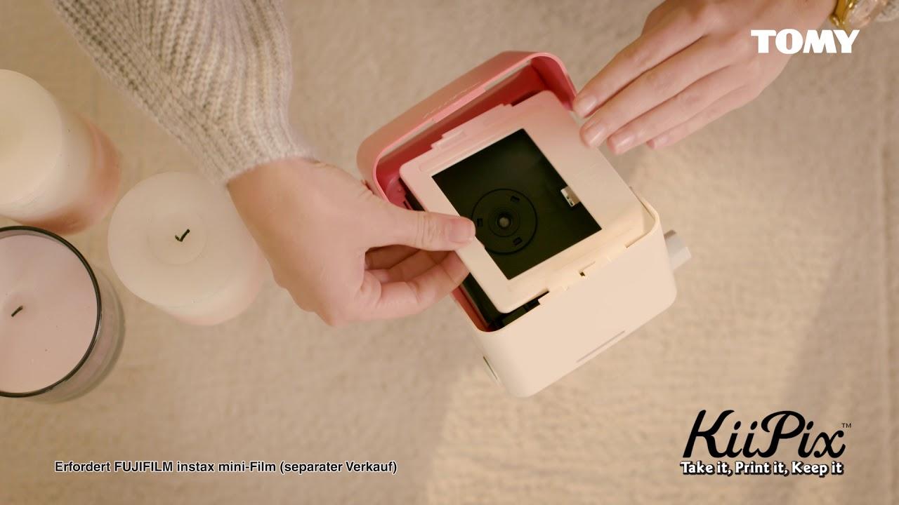 Kiipix Smartphone Drucker Deine Polaroid Bilder