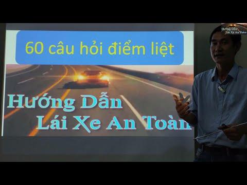 60 câu hỏi điểm liệt - Thầy Tâm