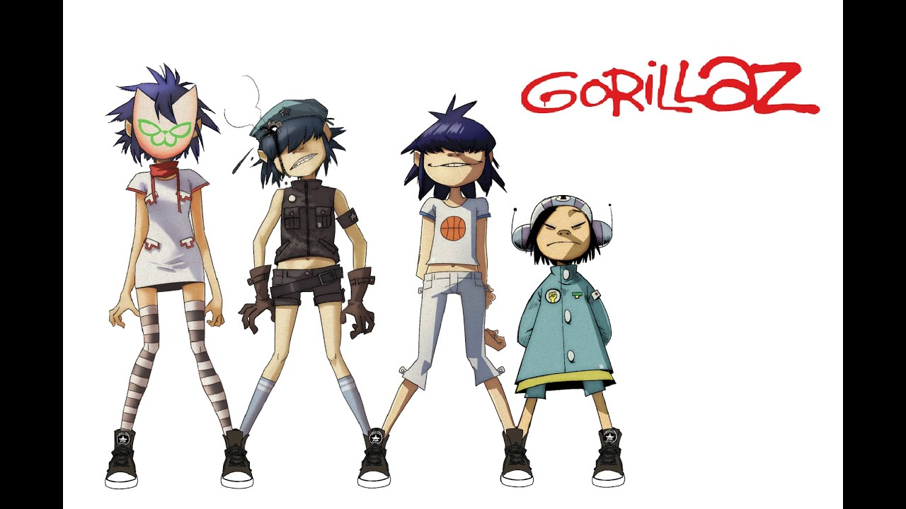 Are 2d and noodle dating 4