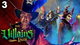 THE VILLAINS LAIR (Ep.3) - The Plan  (feat. Maleficent Mistress of Evil)