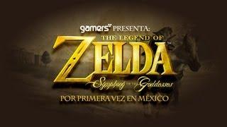 The Legend of Zelda: Symphony of the Goddesses (Mexico) - Gerudo Valley [3/Septiembre/2013]