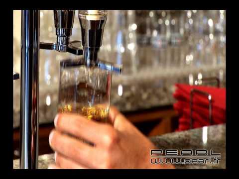 pe5707 support de bar 4 bouteilles