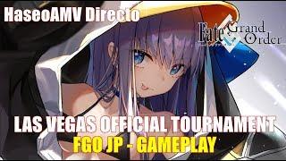 [FGO] **Fate/Grand Order - Las Vegas' Official Tournament - Los ganadores y gameplay con Lambda