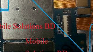 How to symphony h60 lcd light jumper 100% working 2017|mobile solutions bd|