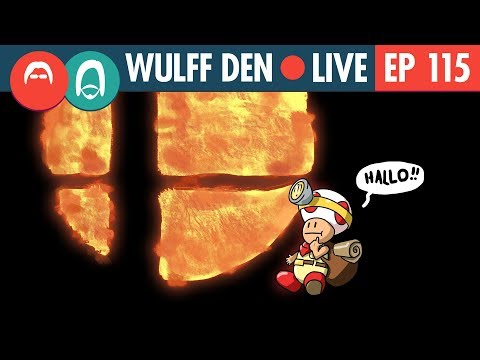 The exciting announcements that WEREN'T Smash Bros (but then also Smash Bros) - WDL Ep 115