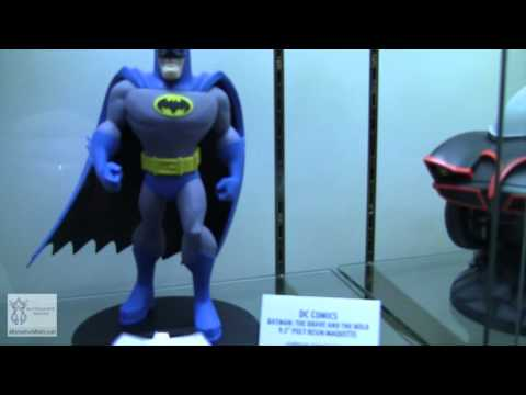 Toy Fair 2016: Cryptozoic Entertainment