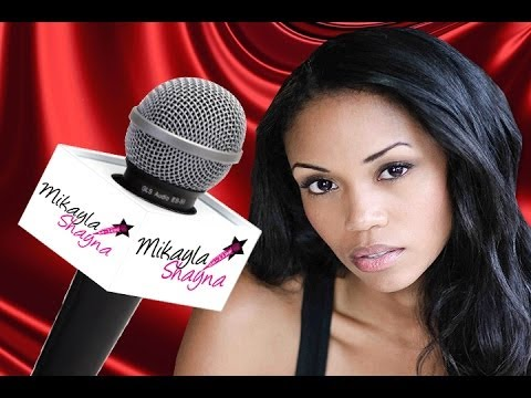 MISHAEL MORGAN of The Young And The Restless TV Soap Opera  at Dalia MacPhee Red Carpet