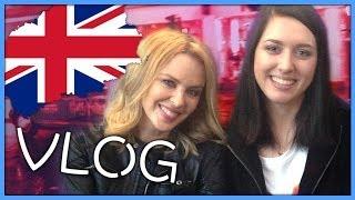VLOG: Как Я Встретила КАЙЛИ МИНОУГ!!! / LONDON / НЕДЕЛЯ ВЛОГОВ