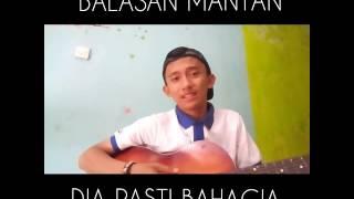 """""""Balasan sang mantan"""" Asal kau Bahagia - Armada cover by RikiKrisnaya"""