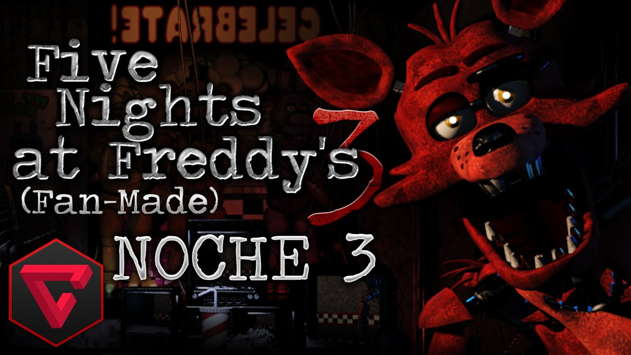 Five Nights At Freddy S 3 Fan Made Itowngameplay | Wajigame co