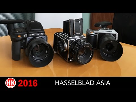 Interview: Hasselblad Asia featuring the X1D