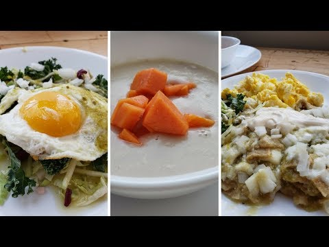 Prepara el Desayuno de toda la semana ¡Desde el domingo! - Comidas Saludables
