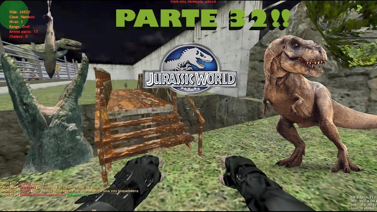 Loquendo Zombie Escape Counter Strike (PARTE 32)