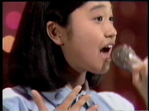 小川範子 夏色の天使 1989 - You...
