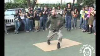 Sage Francis DANCE BATTLE prt1