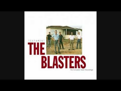 THE BLASTERS ~ long white cadillac ~ 1983.