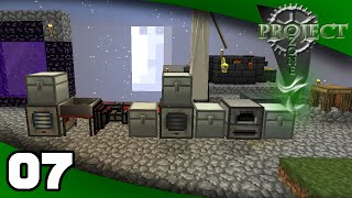 project ozone ep 7 automated ore generation   project ozone minecraft modpack let s play