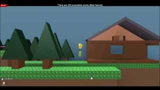 ROBLOX - Stroll (2D Game) Chapter 1 - 2
