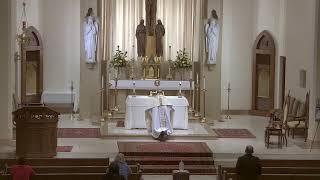 11.17.20 Daily Mass at St. Joseph's