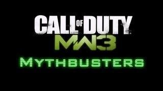Modern Warfare 3: MYTHBUSTERS! (HD)