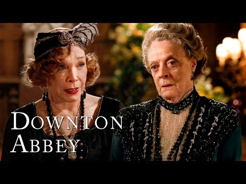 Americans VS The British | Downton Abbey