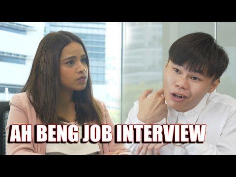 If Ah Bengs Were Honest At Job Interviews (Ah Beng Reacts FINALE) | TMTV