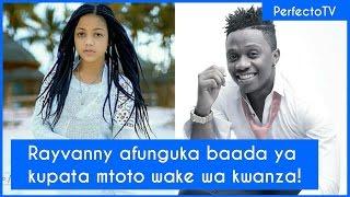Alichokisema Rayvanny baada ya Kupata Mtoto wake wa Kwanza na Mrembo wake Fahyma