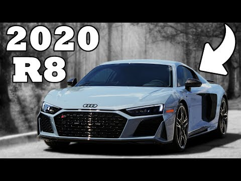 The BEST Audi Yet? 2020 Audi R8 Review