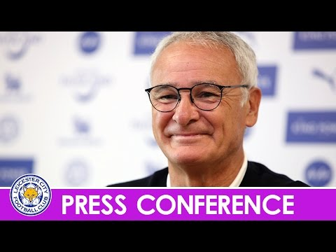 PRESS CONFERENCE | Claudio Ranieri Looks Ahead To Arsenal Visit