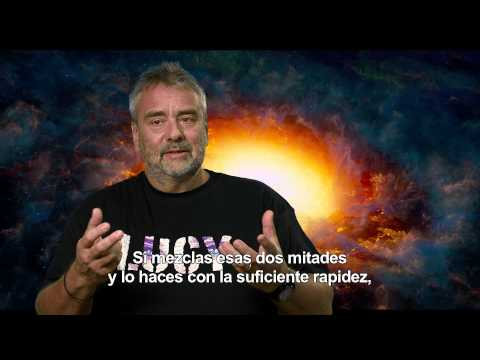 LUCY - Entrevista a Luc Besson