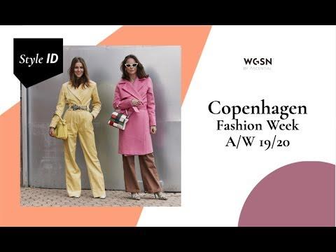 Style ID: Copenhagen Fashion Week A/W 19/20