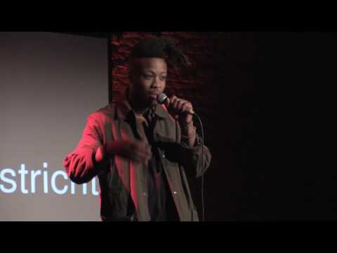 Spoken word as a crossroad to happiness   Solomon OB   TEDxYouth@Maastricht