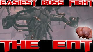 THE ENT Easiest Boss Fight , Trick and Tactics, Sporebloom reward , Sniper and Magnum Revolver,