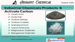 Industrial Chemicals by Arihant Chemical, Vapi