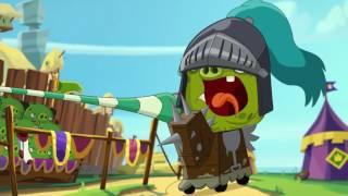 Злые птички - Энгри Бердс - Сэр Бомб Свинолота (S2E16)    Angry Birds Toons
