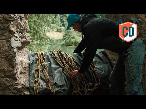 How To Care For And Wash Your Climbing Rope | Climbing Daily Ep.985