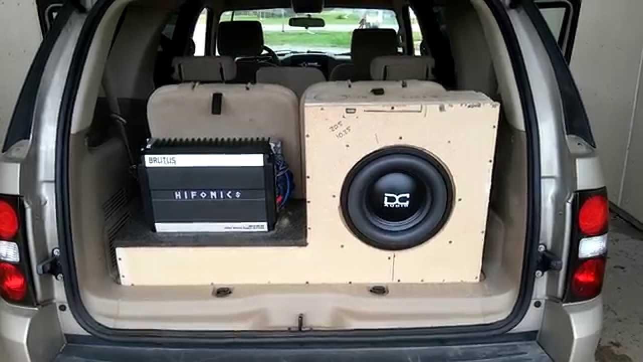 Single Dc Audio M2 Level 3 12