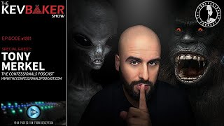 ?▶ Paranormal & Supernatural X-Files with Tony Merkel on KBS ? LIVE ?