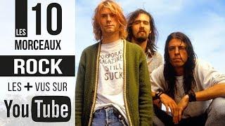 Top 10 | Les musiques ROCK les plus VUES sur YOUTUBE