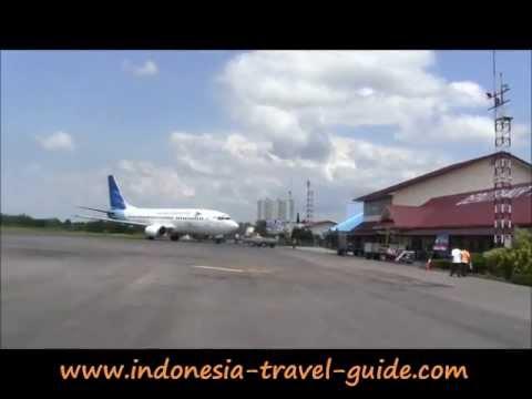 Depati Amir Airport - Pangkalpinang Airport - Bangka Island - Indonesia