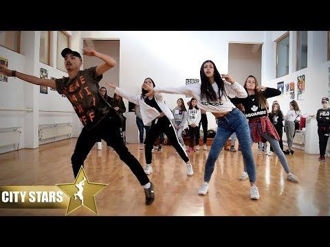 Loredana feat. Mozzik - BONNIE & CLYDE ( City Stars Dance )