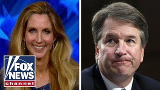 Ann Coulter on left's meltdown over Kavanaugh