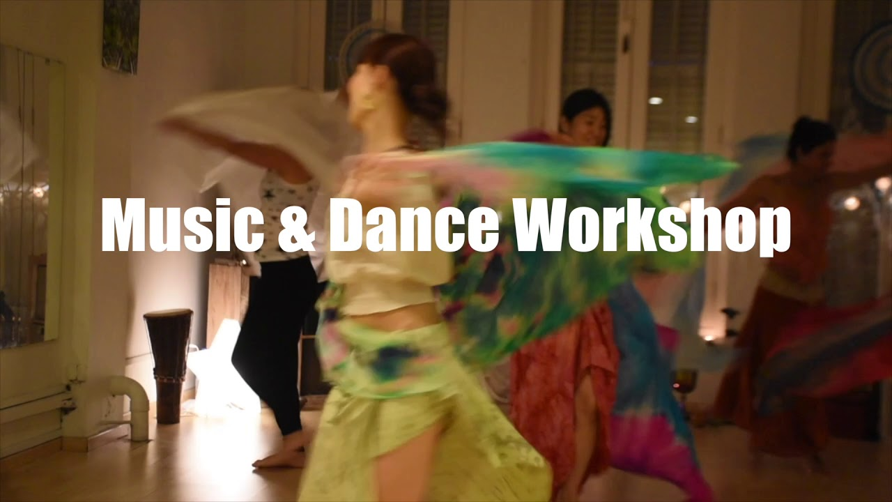 Music & Dance Workshop Singapore