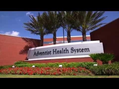 Adventist Health System #MobileGameChanger