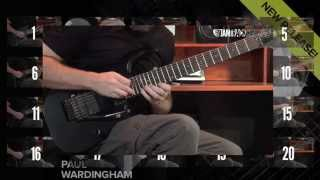 Paul Wardingham's 20 Metal Licks at JTCGuitar.com | JTCGuitar.com