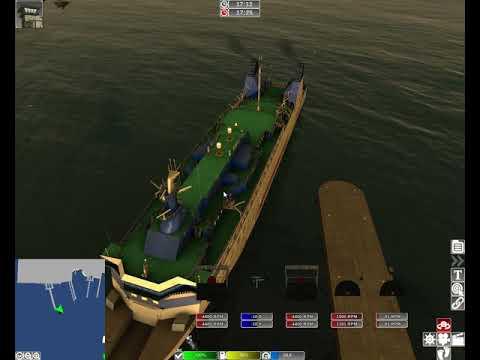 European Ship Simulator - first look