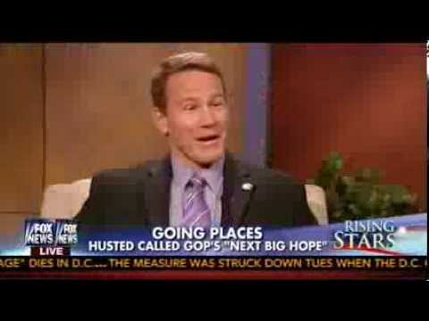 Ohio Secretary of State Jon Husted featured as FOX & Friends Rising Star