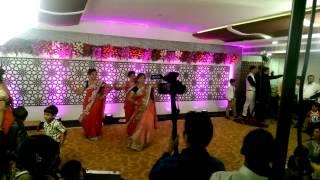 PYARI BAHU RANI MERE GHAR AAI WEDDING CHOREOGRAPHY