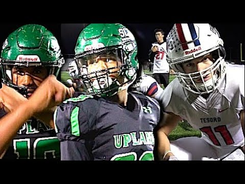 🔥🔥 Upland v Tesoro | CIFSS D2 Playoffs Round 1 | UTR Highlight Mix 2017
